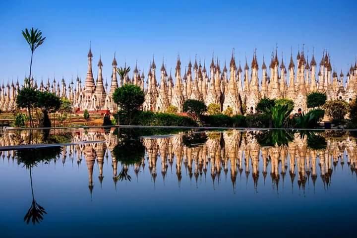 Myanmar motorcycle tour to Kayah State