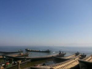 Myanmar motorcycle tour to the coast
