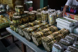 Kengtung market, Myanmar