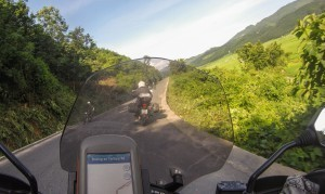Enter Myanmar on a motorcycle tour