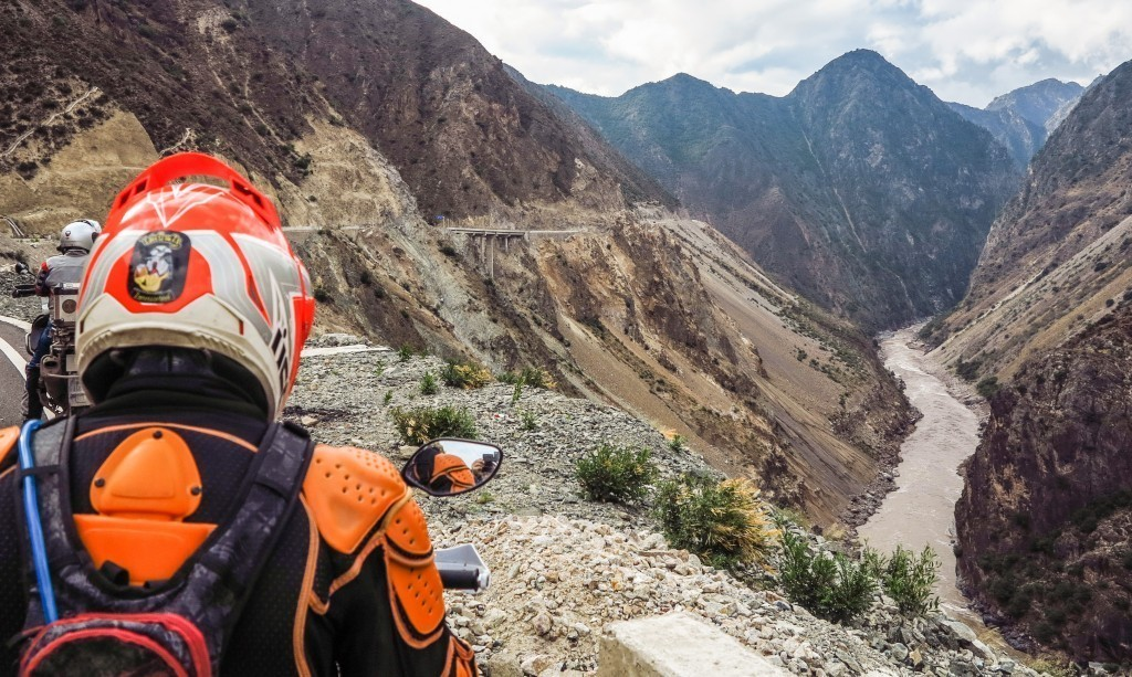 China motorcycle tour –  Chiang Mai, Thailand to Yunnan, China
