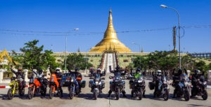Myanmar motorcycle tour