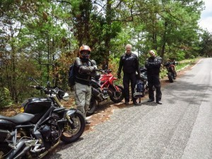 Thailand motorcycle tour