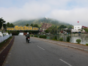 Thailand motorcycle tour to Mae Hong Son