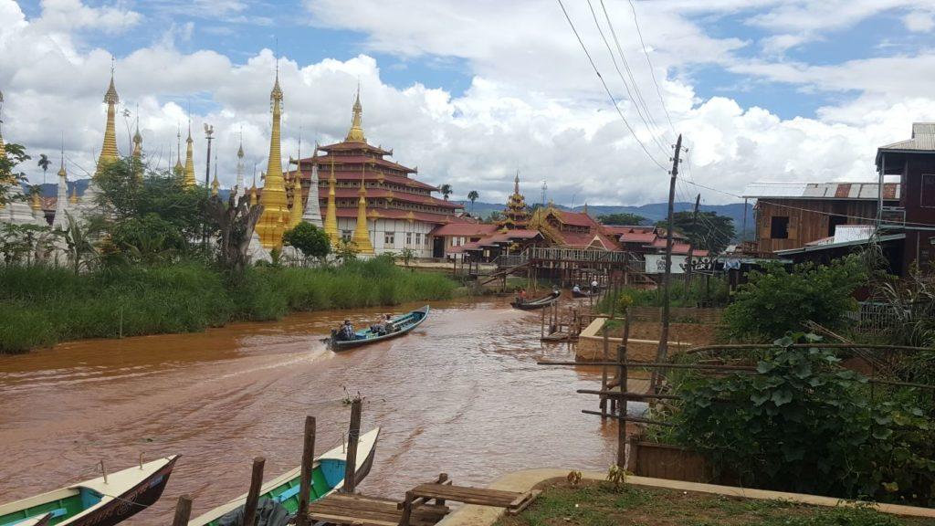 Myanmar 14 day motorcycle & 4X4 tour to Bagan & Inlay Lake