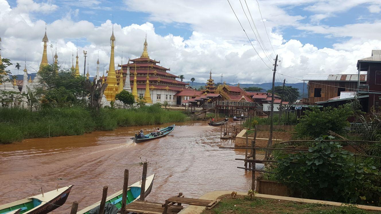 Fabulous Myanmar motorcycle tour to Bagan and Inlay Lake