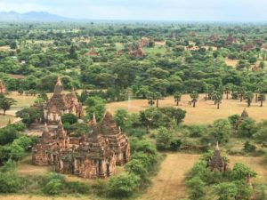 Bagan Myanmar motorcycle tour