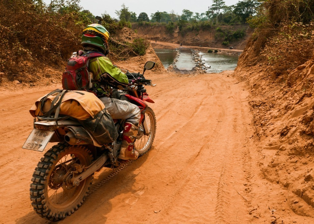 Ho Chi Minh Trail, Laos motorcycle tour