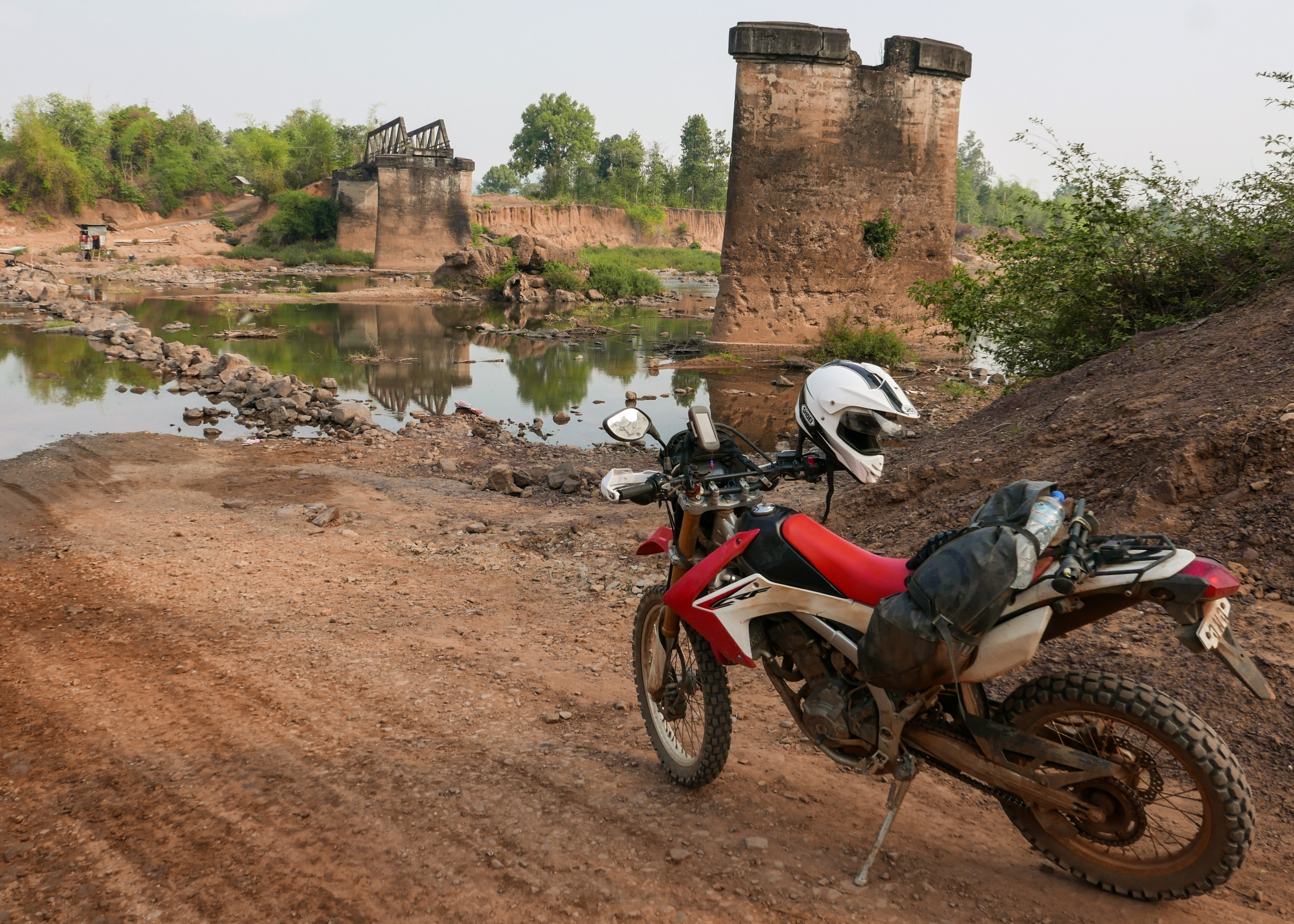 "North Laos motorcycle tours with Motoasia. Discover ""the most secret place on earth"", the secret CIA base in Long Tieng, with our adventure tour."