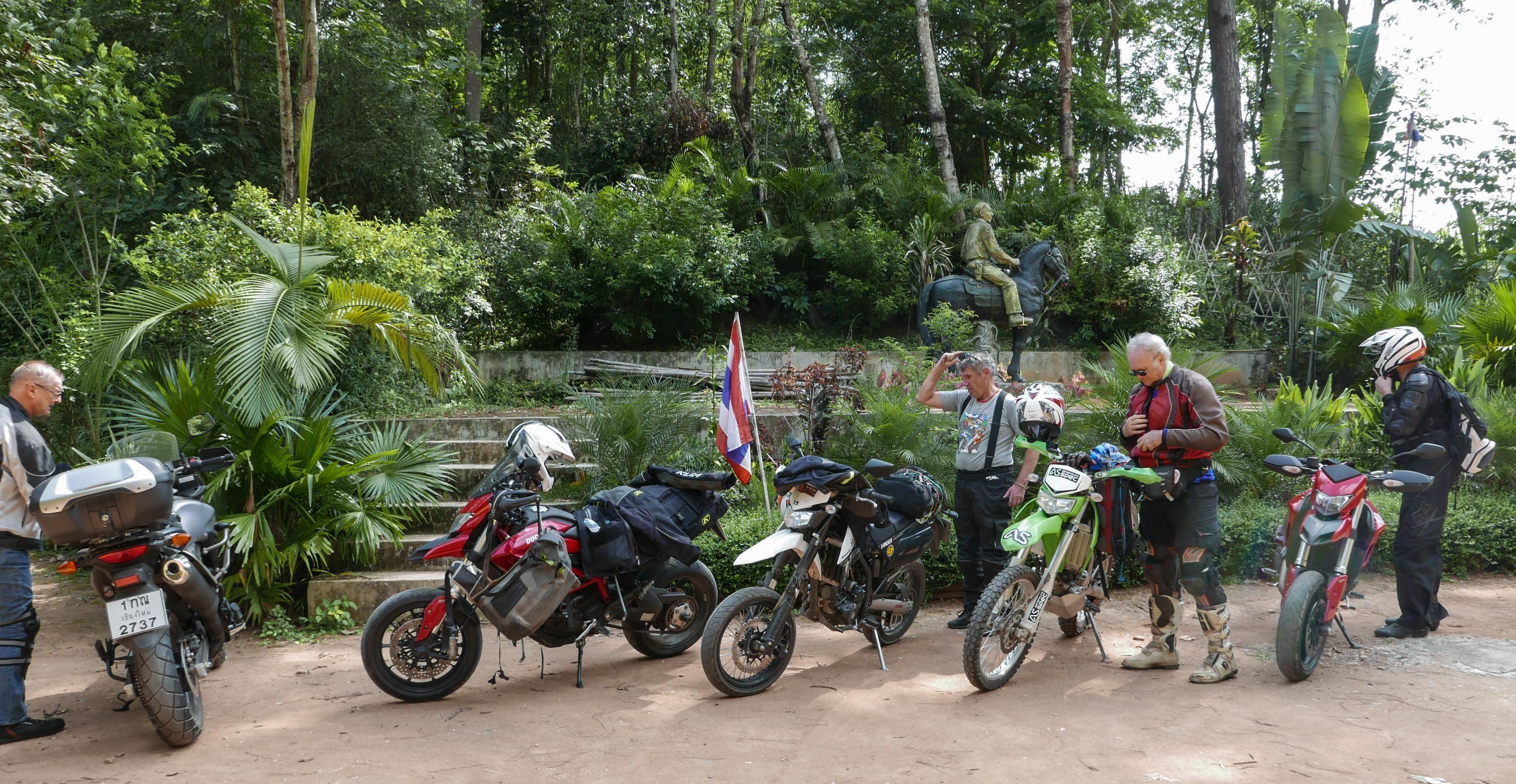 Thailand motorcycle tours with Motoasia. Travel Thailand with our motorcycle adventure tours.