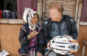 Thailand motorcycle tour ethnic tribal people you meet