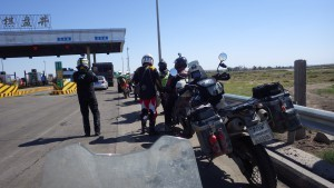 China motorcycle tour riding through Szechuan province - awesome!