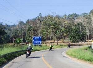 Cultural north Thailand motorcycle tour
