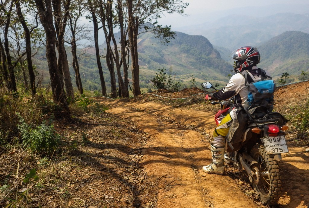 Thailand offroad motorcycle tour – northern loop