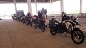 One of the most popular China motorcycle tours on our website