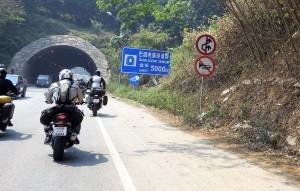 China motorcycle tours