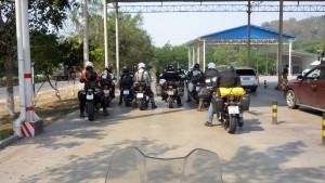 China motorcycle tour