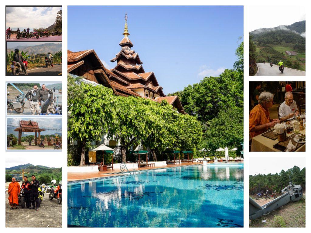 Luxurious Thailand motorcycle tour
