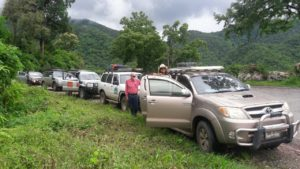 Myanmar 4x4 tour